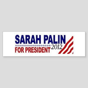 Palin 2012 Sticker (Bumper)