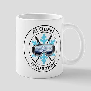 Al Quaal Recreation Ski Area - Ishpeming - Mugs