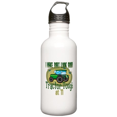 Tractor Tough 11th Stainless Water Bottle 1.0L