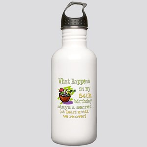 What Happens 54th Stainless Water Bottle 1.0L