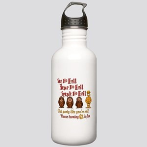 Party 62nd Stainless Water Bottle 1.0L