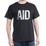 Aid (white) Dark T-Shirt