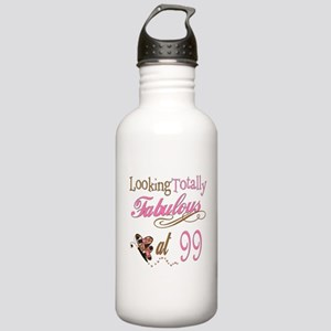 Fabulous 99th Stainless Water Bottle 1.0L