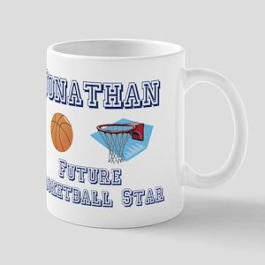 Jonathan - Future Basketball Mug
