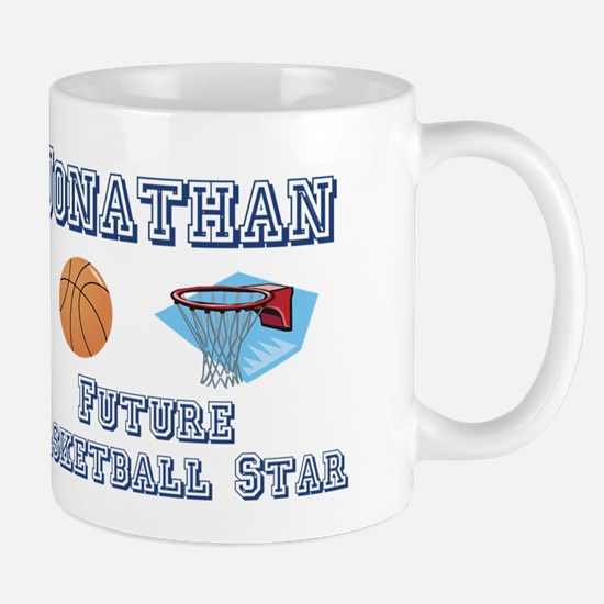 Jonathan - Future Basketball Mug
