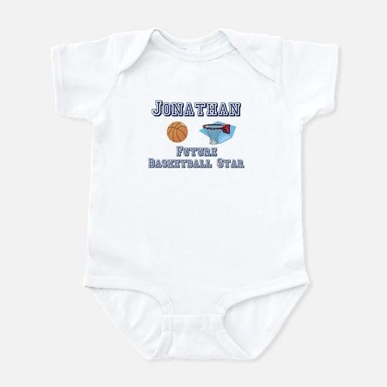 Jonathan - Future Basketball Infant Bodysuit