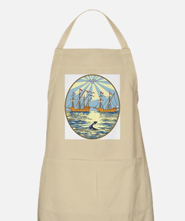 Buenos Aires Coat of Arms BBQ Apron