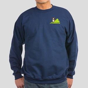 Bull Terrier Rescue Sweatshirt (dark)