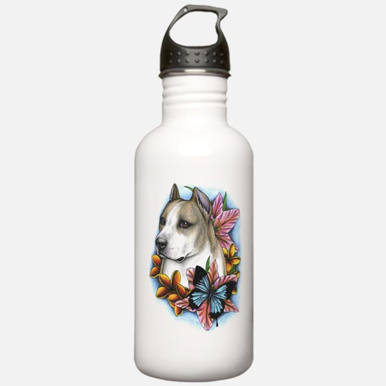 Flower Bully Water Bottle