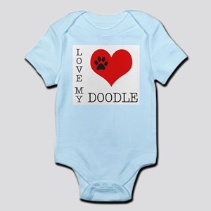Love My Doodle Infant Creeper