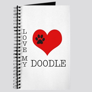 Love My Doodle Journal