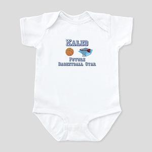 Kaleb - Future Basketball Sta Infant Bodysuit