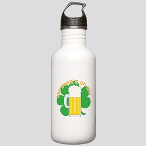 The Beer's on Me!! Stainless Water Bottle 1.0L
