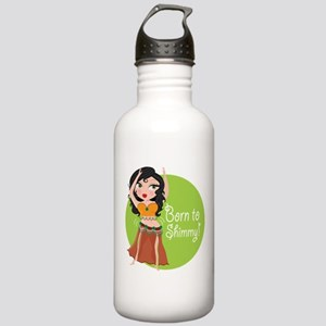 Born to Shimmy! Stainless Water Bottle 1.0L