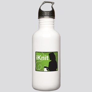 iKnit Stainless Water Bottle 1.0L