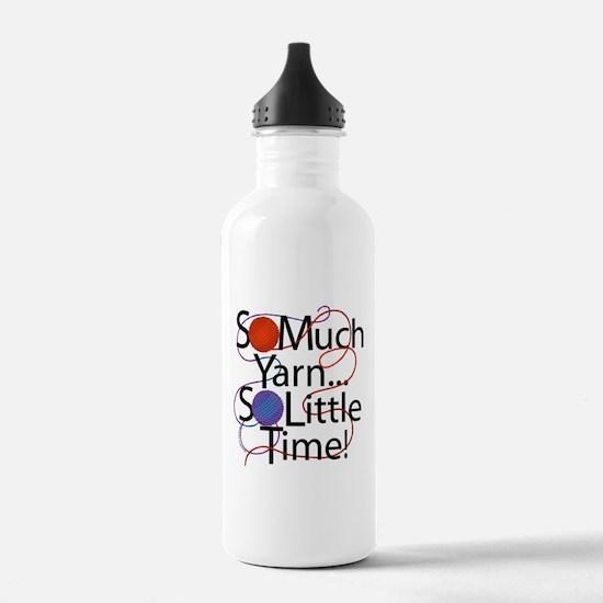 So Much Yarn Water Bottle