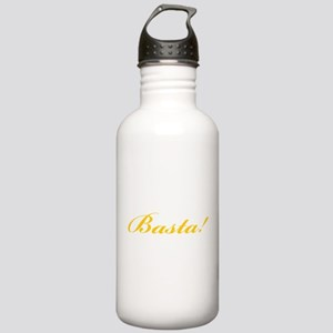 Basta! ENOUGH! Stainless Water Bottle 1.0L