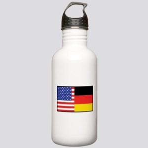 USA/Germany Stainless Water Bottle 1.0L