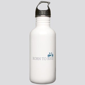 Born to Bike Stainless Water Bottle 1.0L