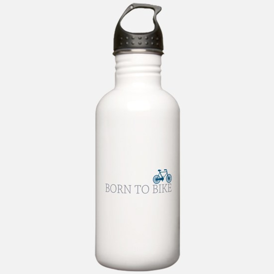 Born to Bike Water Bottle