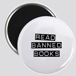 Read Banned Books Magnet