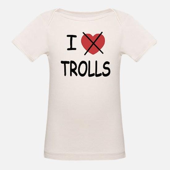 I hate trolls Tee