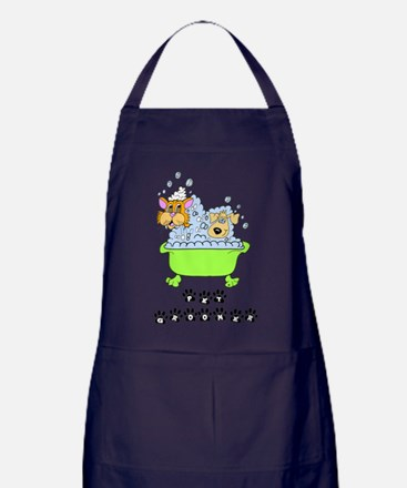 Pet Groomer Apron (dark)
