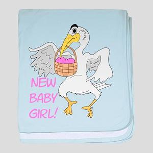 Newborn Baby Girl baby blanket