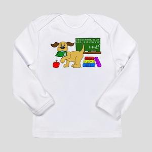 Classroom Pup Long Sleeve Infant T-Shirt
