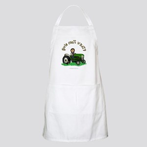 Light Green Farmer Apron