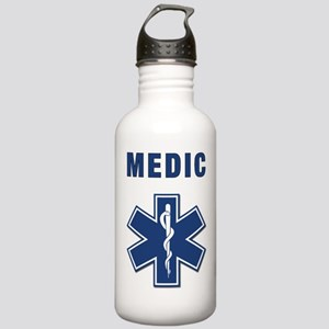 Medic and Paramedic Stainless Water Bottle 1.0L