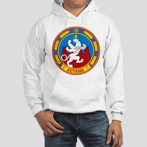 Astana Coat of Arms Hooded Sweatshirt