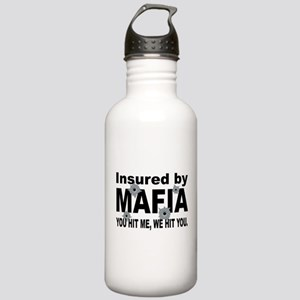 Insured by Mafia Stainless Water Bottle 1.0L