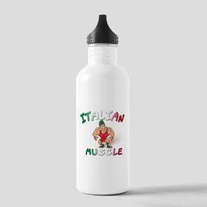 Italian Bad Boy Stainless Water Bottle 1.0L