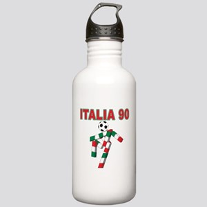 2010 World Cup Italia Stainless Water Bottle 1.0L