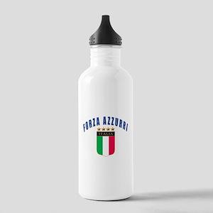 Forza azzurri Stainless Water Bottle 1.0L
