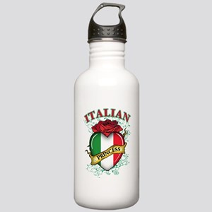 Italian Princess Stainless Water Bottle 1.0L