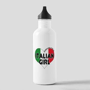 Everyone Loves an Italian Gir Stainless Water Bott