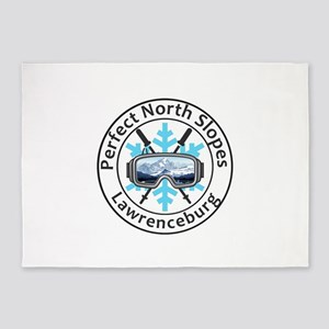 Perfect North Slopes - Lawrencebu 5'x7'Area Rug