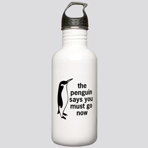 The Penguin Says Stainless Water Bottle 1.0L