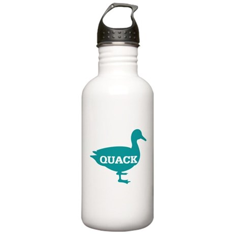 Duck: Quack Stainless Water Bottle 1.0L