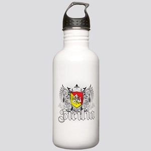Sicilian Pride Stainless Water Bottle 1.0L