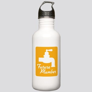 Future Plumber Stainless Water Bottle 1.0L