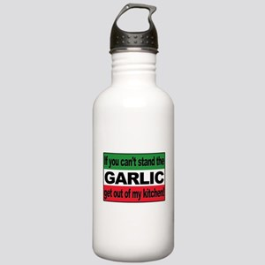 Garlic Stainless Water Bottle 1.0L