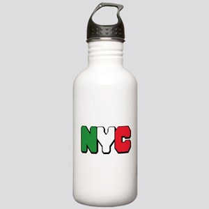 New York Italian pride Stainless Water Bottle 1.0L
