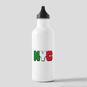New York Italian pride Stainless Water Bottle 1.0L