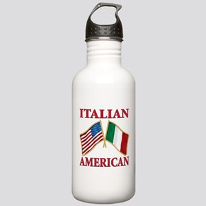 Italian american Pride Stainless Water Bottle 1.0L