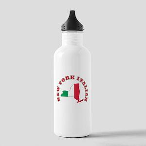 New York Italian Stainless Water Bottle 1.0L