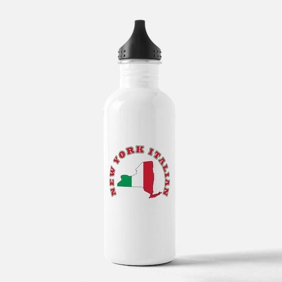 New York Italian Water Bottle