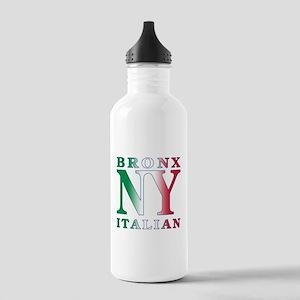 Bronx New york Italian Stainless Water Bottle 1.0L